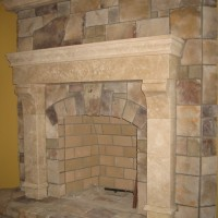 firepalce italianate mix